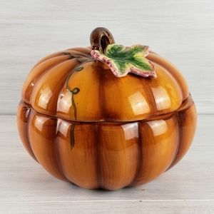 Mervyn's Fall Pumpkin Soup Tureen